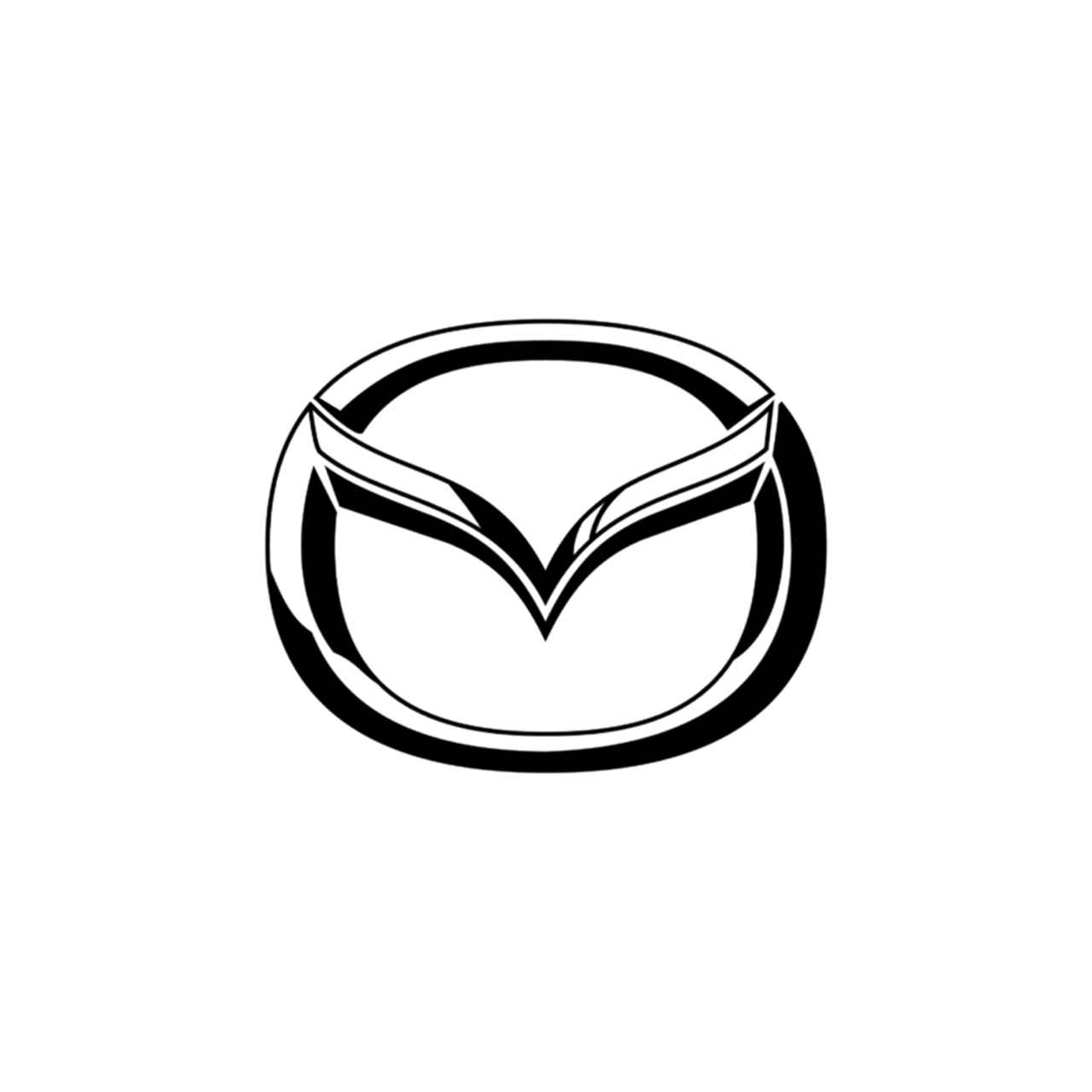 Mazda-Logo-Vinyl-Decal